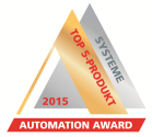 Automation Award 2015 Top 5 Produkt